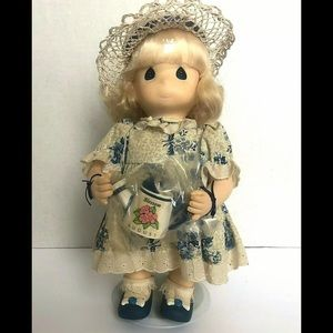 "Precious Moments Blossom August 12"" Doll #1432 MNB"